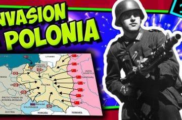 IIGM- Empieza la IIGM ▶ Invasión de Polonia