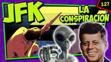 El misterio de JFK 🌀...