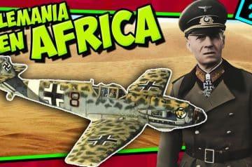 IIGM- La creación del Afrika Korps de Rommel