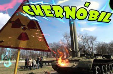 CHERNÓBIL , el desastre NUCLEAR ☢️ Resumen de su historia