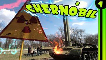 CHERNÓBIL , el desas...