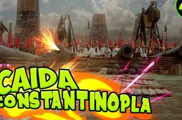 CONSTANTINOPLA , la caída bizantina 1453 ? Lo que NO sabías