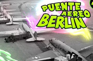 PUENTE AÉREO de BERLÍN ✈️ La guerra fría