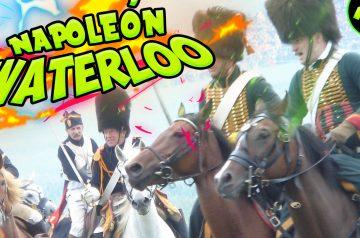 Batalla de WATERLOO ⚔️ El fin de Napoleón