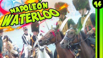 Batalla de WATERLOO ...