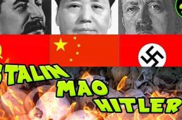HITLER, STALIN o MAO ☠️ ¿Quién mató a más gente?