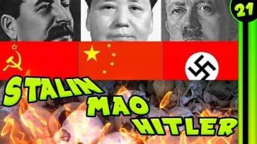 HITLER, STALIN o MAO...