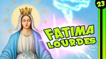 FATIMA y LOURDES ? L...