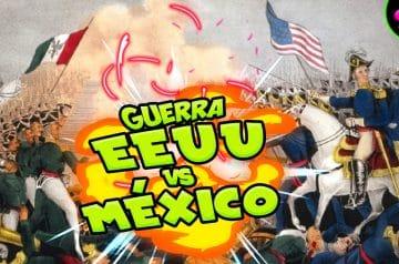 MÉXICO vs EEUU – La GUERRA por TERRITORIO en 1846 (2/2)