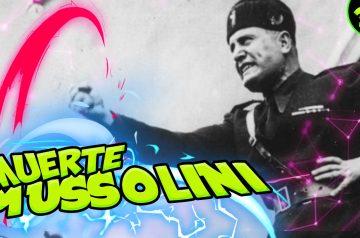 MUSSOLINI ⚡ Su secuestro y asesinato