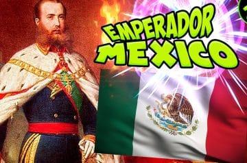 El EMPERADOR de MÉXICO ? ¿Cómo acabó? Resumen