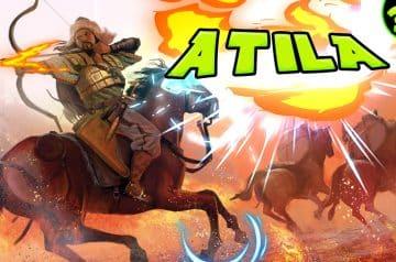 ATILA el rey de los HUNOS – Su historia resumida