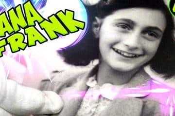 ANA FRANK y su diario – Resumen de la historia real