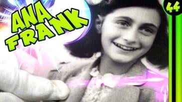 ANA FRANK y su diari...