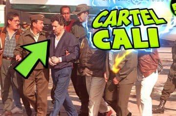 CARTEL DE CALI ☁️ La historia de los narcotraficantes