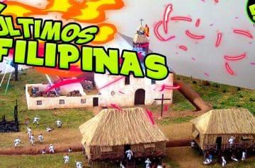 ÚLTIMOS DE FILIPINAS ⛪ El Sitio de Baler resumido (1/2)
