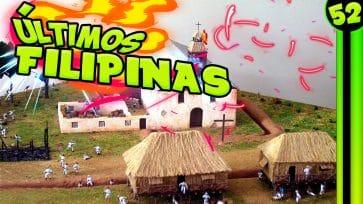 ÚLTIMOS DE FILIPINAS...