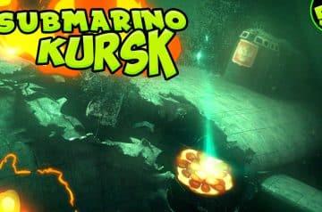 El submarino ruso KURSK – La historia real ¿Sobrevivió alguien?