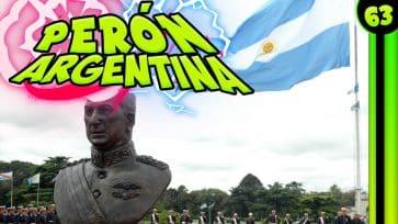 La ARGENTINA de PERÓ...