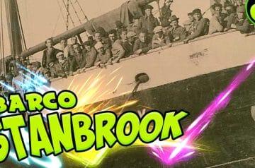 REFUGIADOS de la Guerra Civil ⚓ El barco STANBROOK