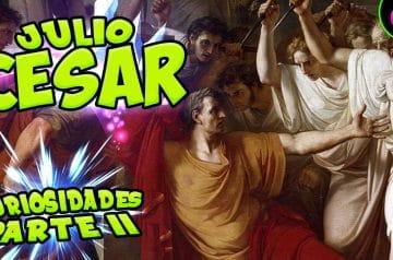 JULIO CESAR – su final y asesinato (2/2)