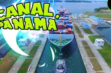 CANAL de PANAMÁ ⛴️ Su historia y curiosidades