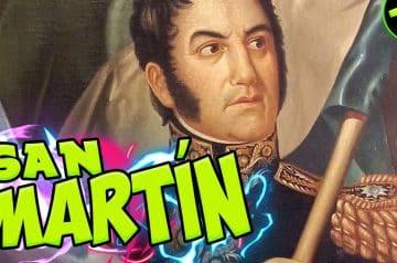 José de SAN MARTÍN – Su biografía que NO te contaron
