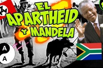 El APARTHEID en Sudáfrica – ¿Quién fue Mandela?