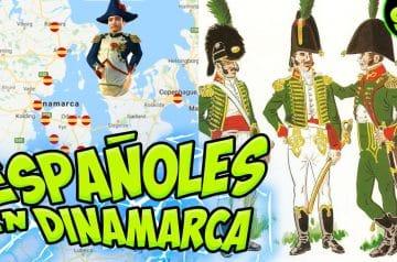 Españoles atrapados en Dinamarca – La trama de Napoleón