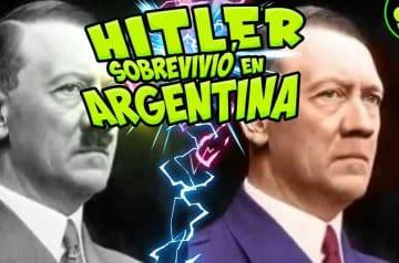 Hitler murió en Argentina – Nuevas pruebas de su huida