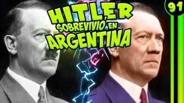 Hitler murió en Arge...
