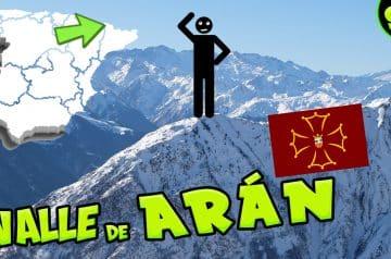 El valle de Arán ☃️ Un territorio especial en Cataluña