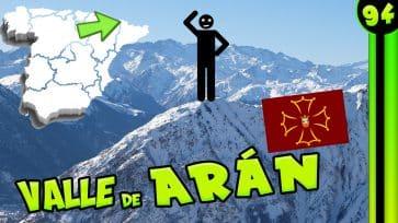 El valle de Arán ☃️ ...