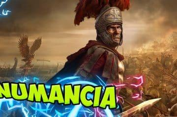 Asedio a NUMANCIA – El suicidio ante los romanos