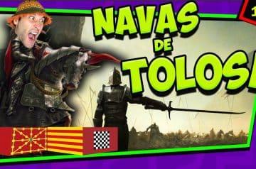La Batalla de las navas de Tolosa