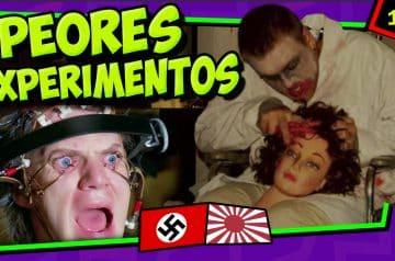 Los EXPERIMENTOS más CRUELES !! ☠️ En la IIGM