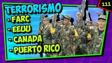 Las FARC, EEUU, CANA...
