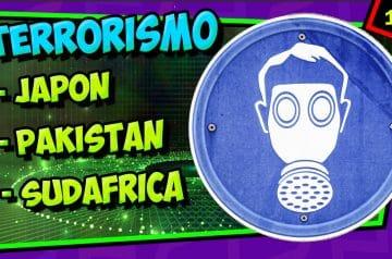 Metro de Tokio, Sudáfrica y Pakistán – Curiosidades del terrorismo 4
