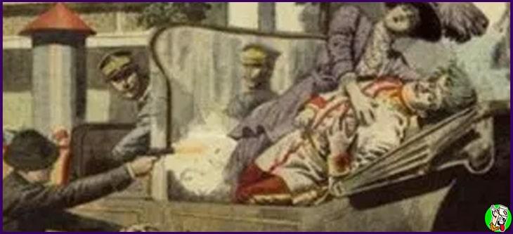 causas de la primera guerra mundial esquema