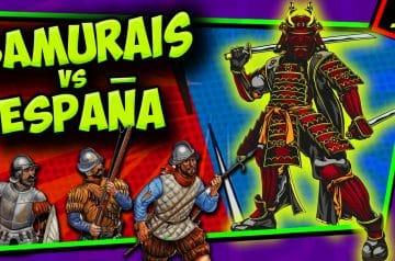 SAMURÁIS vs ESPAÑOLES – Combates de CAGAYÁN (1582)
