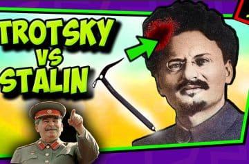 TROTSKY ⚠️ La GRAN PURGA de STALIN – ¿Por qué lo mató?