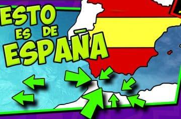 Territorios de ESPAÑA que NO conoces – Plazas de Soberanía