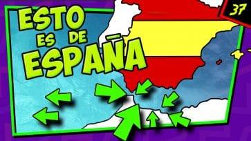 Territorios de ESPAÑ...