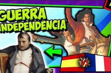 GUERRA de INDEPENDENCIA Española – ¿Qué pasó?