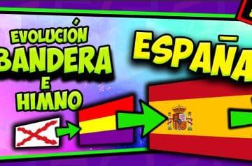 ¿Cuántas banderas ha tenido España? ¿Se va a cambiar?
