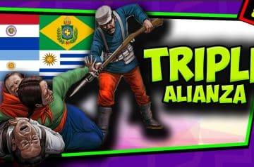 El MAYOR desastre de Sudamérica ☠️ Guerra TRIPLE ALIANZA