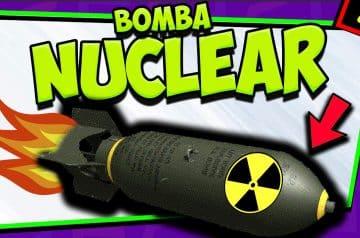 Top5 Bombas nucleares – El país que más tiene es…