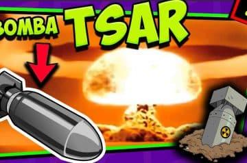 Hiroshima y Nagasaky – La bomba TSAR soviética