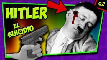 Suicidio de Hitler &...