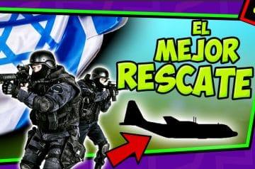 El MEJOR rescate del mundo ✈️ Operación Entebbe